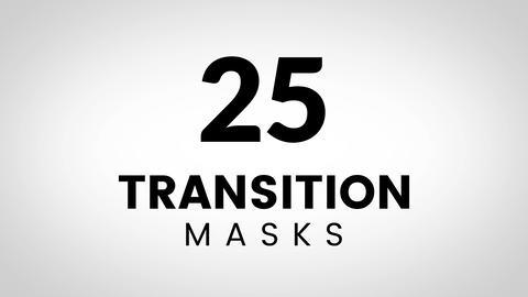 25 Transition masks Animation