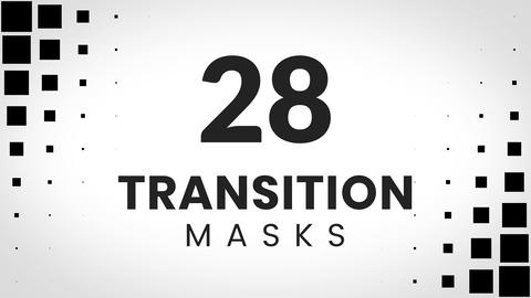 28 transition masks Animation