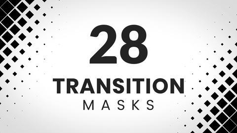 28 transition masks Animation