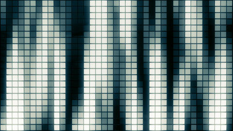 Neon Tiles Wall Light 4K - Vertical Lines Square Pack 1