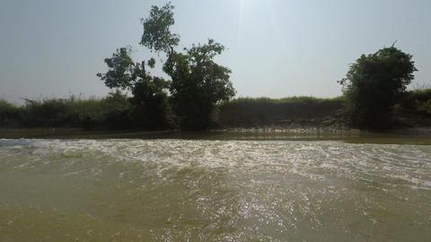 tonle sap river druise Image