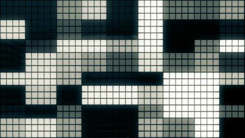 Neon Tiles Wall Light 4K - Random Square Pack 0