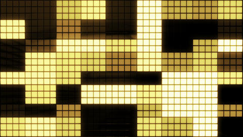 Neon Tiles Wall Light 4K - Random Square Pack 1