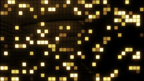 Neon Tiles Wall Light 4K - Smooth Flicker Pack 0