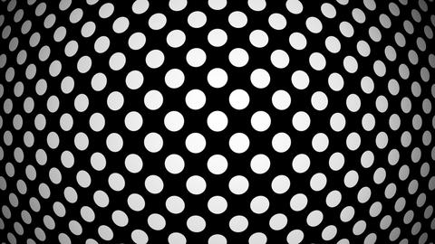 bulge dot Animation