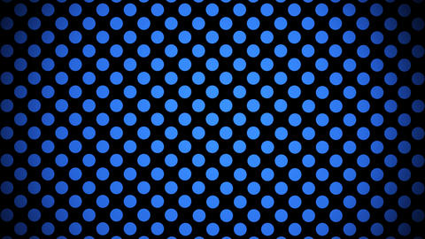 blue dot Animation
