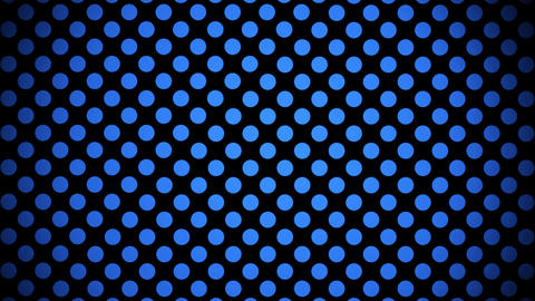 blue dot Stock Video Footage