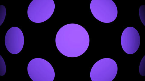 purple circle Stock Video Footage