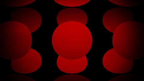 red cylinder Animation
