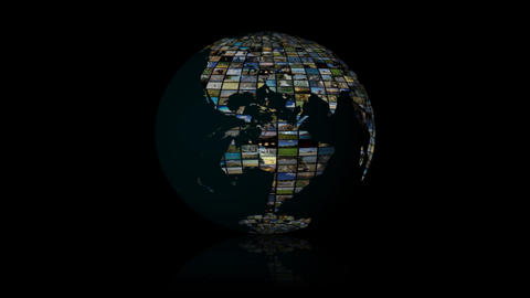 Multimedia World 01 CG動画素材