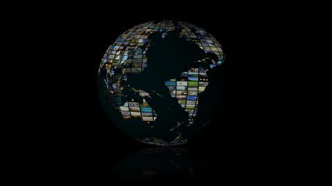 Multimedia World 01 Stock Video Footage