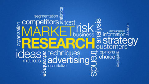 Market Research Animation