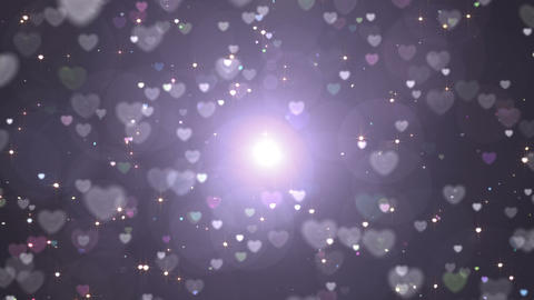Defocus Light AKH 5 HD Stock Video Footage