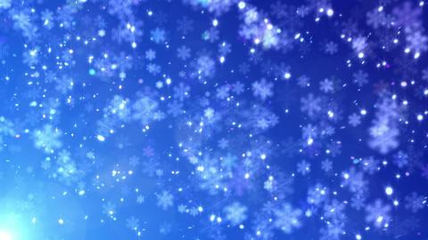 Defocus Light Snow BBS 1 HD Animation