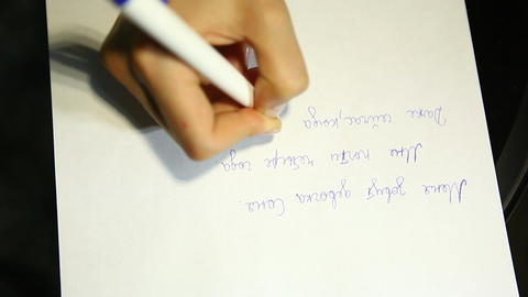 writer 03 Footage