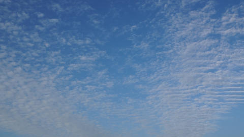 Clouds In Sky Stock Video Footage