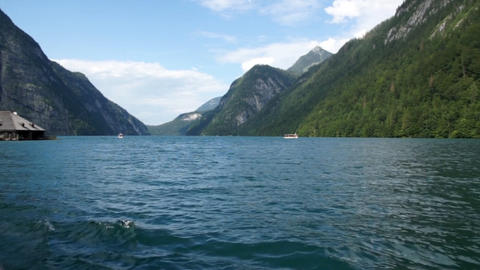 Königssee Stock Video Footage