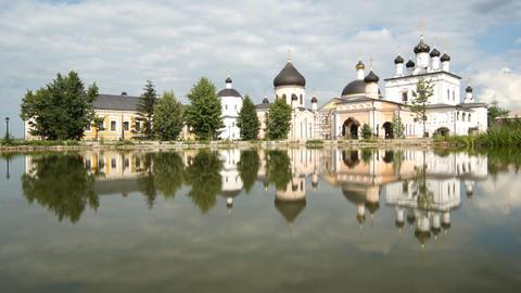 Russian Monastery Footage