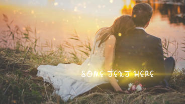 Wedding After Effects Template