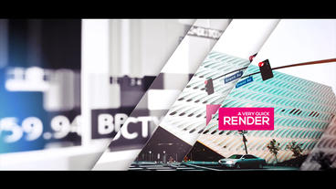 Motion Epic Slideshow After Effects Template