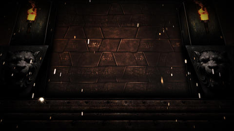 Temple Sparks Animation