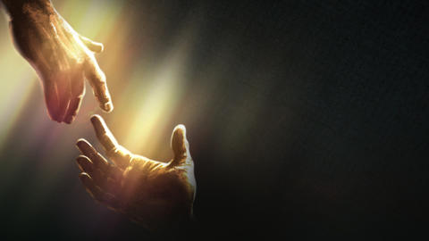 The Hand Of The Lord CG動画