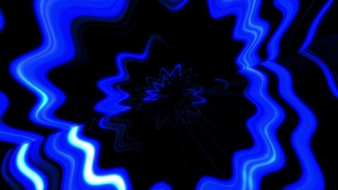 blue light flower background 動画素材, ムービー映像素材