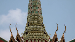 Wat Phra Kaew, Grand palace Footage