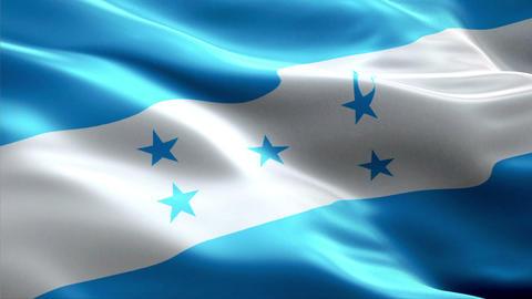 Flag Honduras Animation