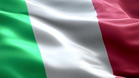 Flag Lampedusa-and-Lampione Animation