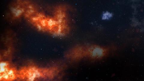 Galaxy Heat Animation
