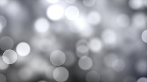 smooth white moving Abstract blinking glowing Glittering dust Particles loop Animation