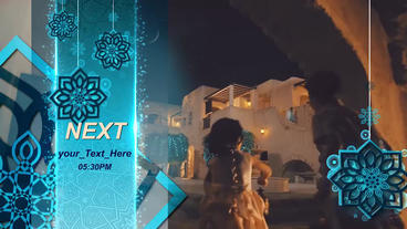 Ramadan Broadcast After Effects Template