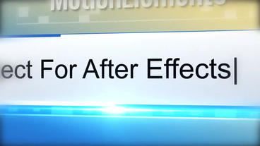Search Promo After Effectsテンプレート