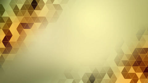 Triangles Background Animation