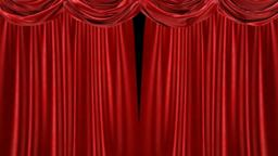 Beautiful Velvet Curtains In Different Colors And Patterns. Made With Alpha Channel. 0