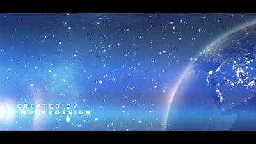 Earth Planet Titles Premiere Proテンプレート