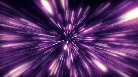 Purple Explosion Galaxy Background Animation