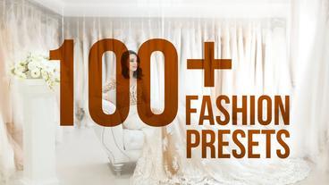 Fashion Presets Premiere Pro Template