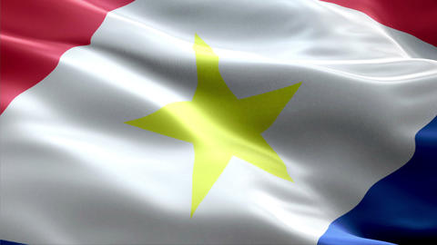 Flag Saba Animation