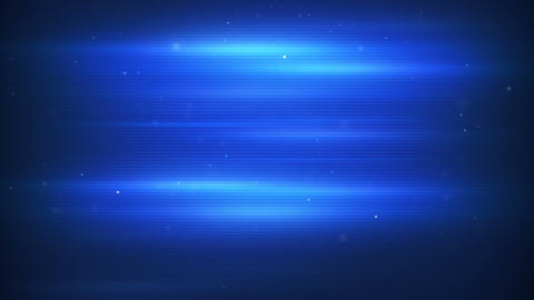 blue light stripes futuristic loop background Animation