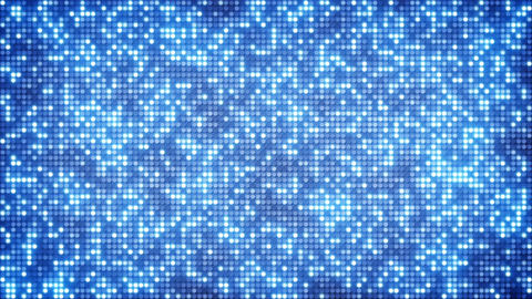 Blue glitter dots loopable background Animation