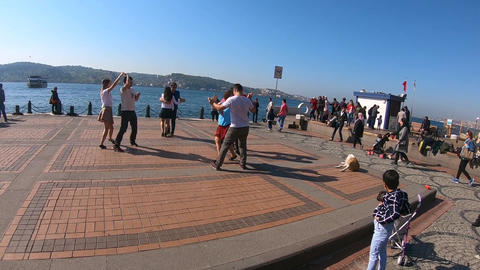 Dance in Bosphorus Live Action