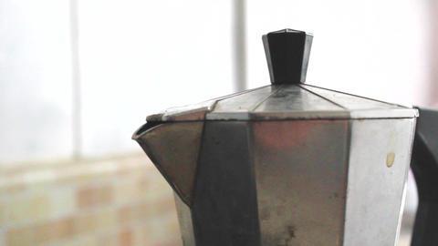 italian coffee machine 영상물