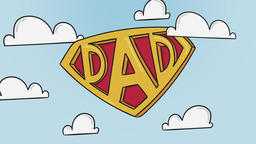 Happy Father's Day - Super-Dad Footage
