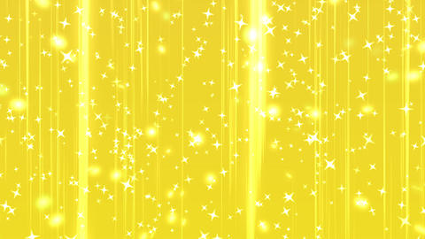 shining star rising background yellow gold 動画素材, ムービー映像素材