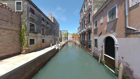 Landscape of Venice CG動画