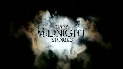 DARK MIDNIGHT STORIES INTRO After Effects Template