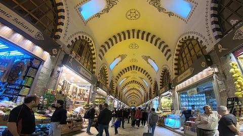 Egypt Market Istanbul GIF