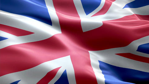 Flag United-Kingdom Animation